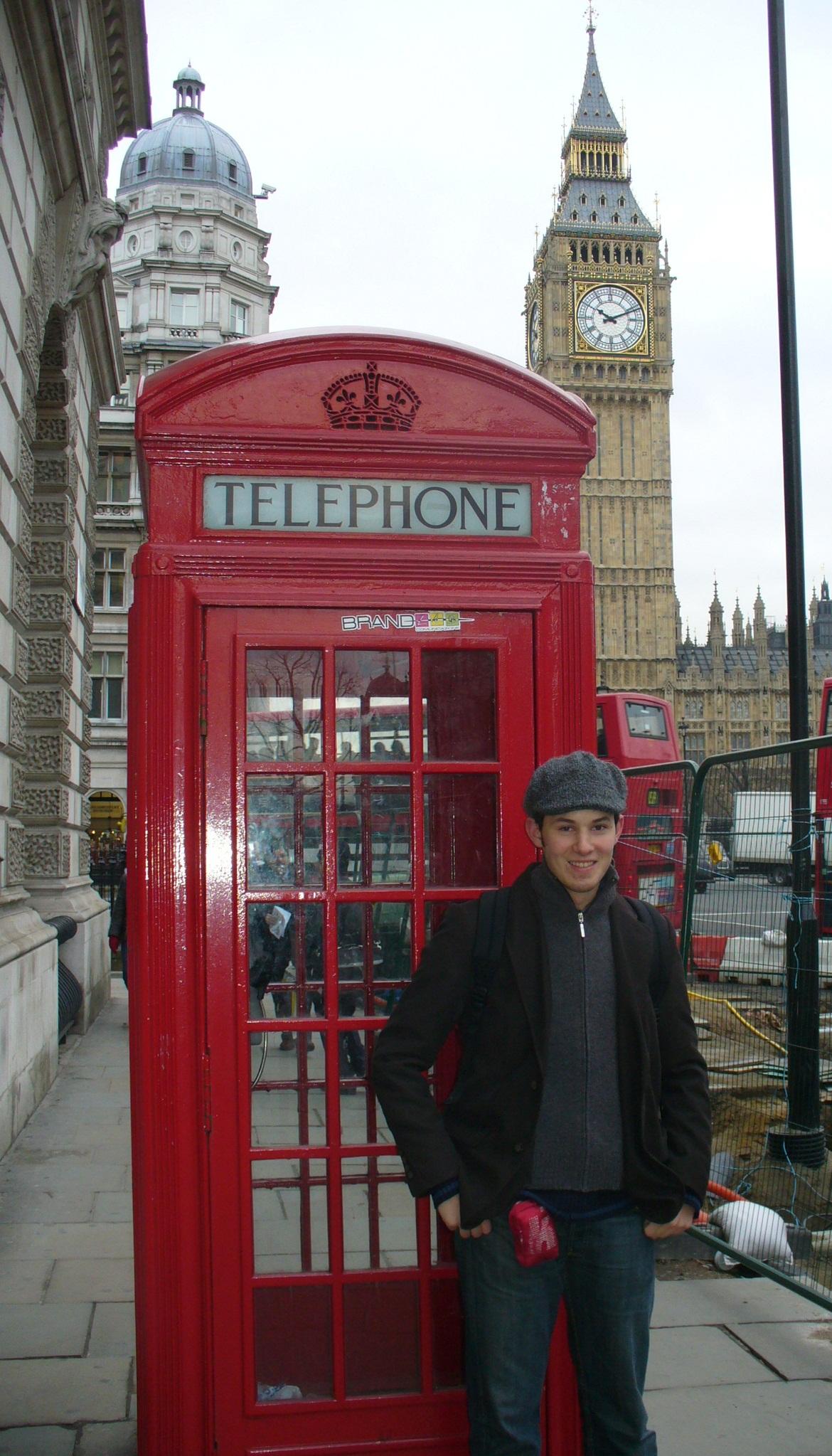 Londoner me