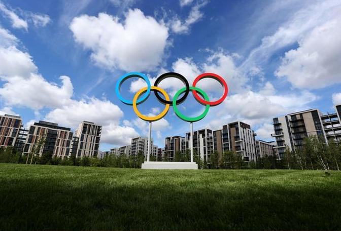 Media Opportunity at the Olympic & Paralympic Village