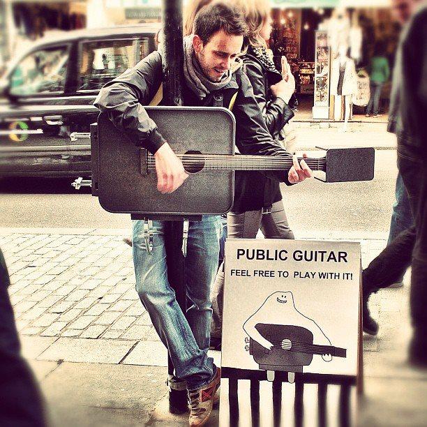 antonio guitar