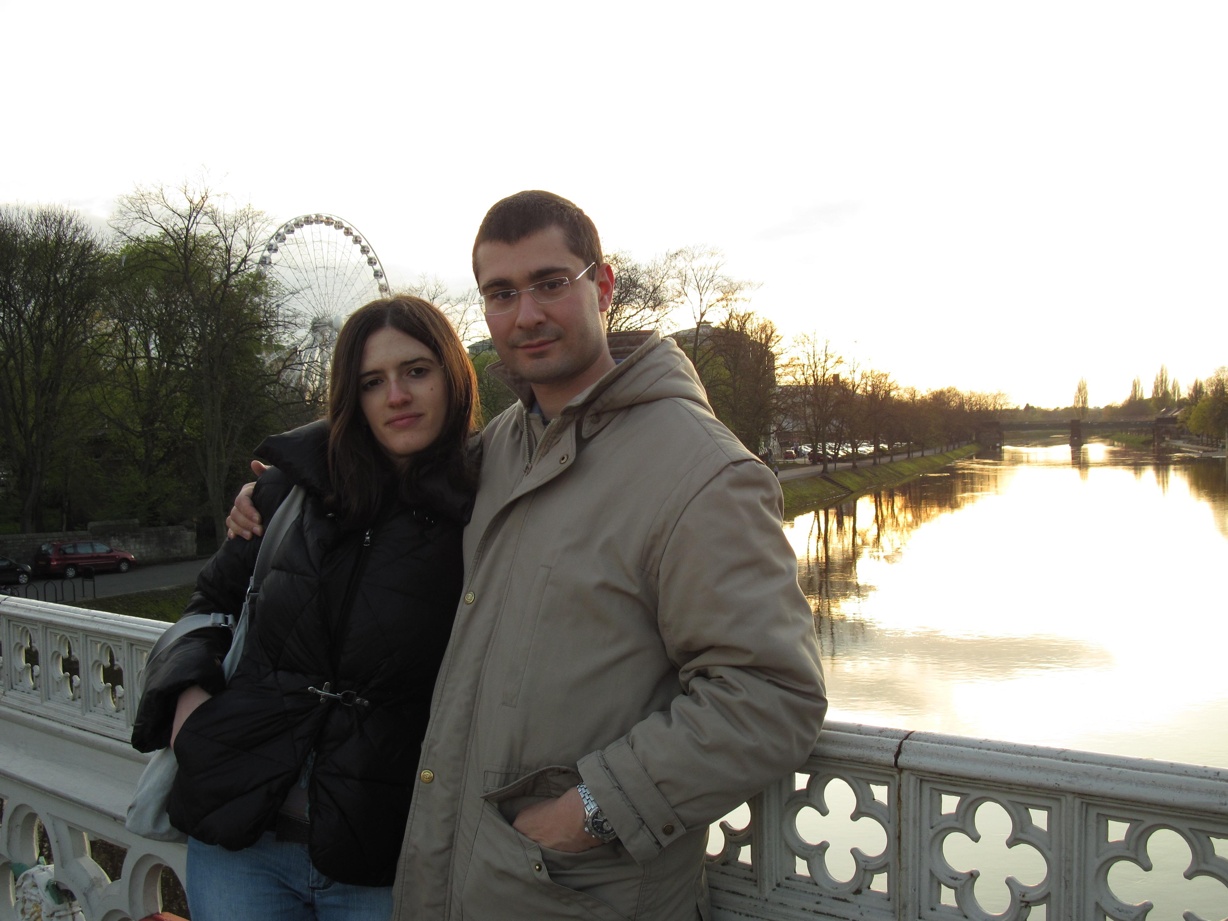 Valentina e Giorgio