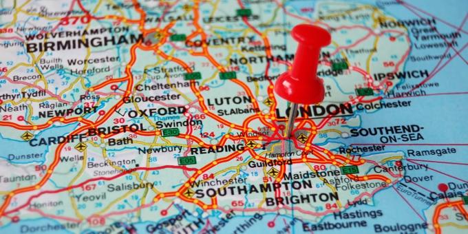 Come organizzare una vacanza studio a Londra