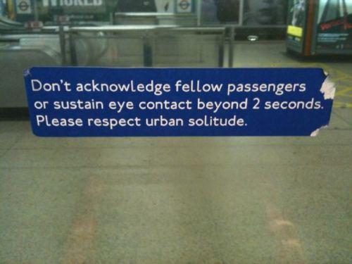 10 aneddoti da sfoggiare sulla London Underground
