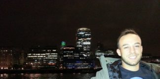 Pugliesi a Londra: Lorenzo
