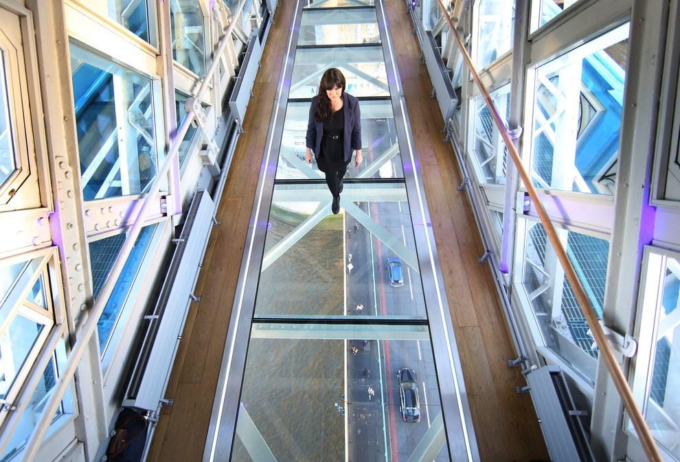 Visitare il Tower Bridge a Londra: arriva la passerella di vetro!