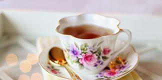 sale da té